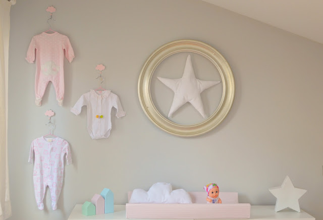 IDEAS PARA DECORAR LA BABY ROOM