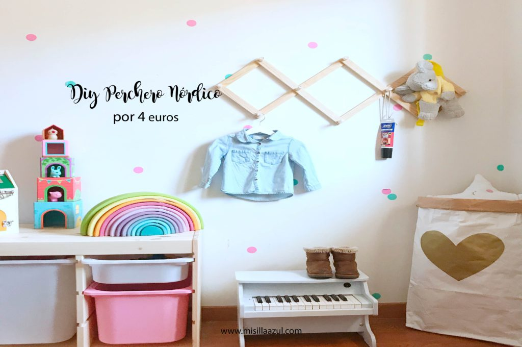 DIY Perchero Nórdico